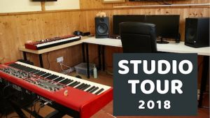 PIANOPIG STUDIO TOUR 2018