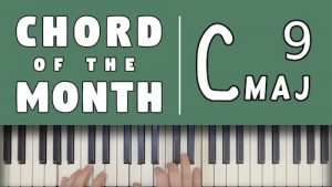 Chord Of The Month 5