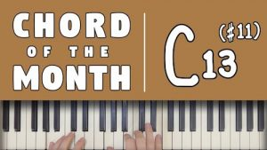 Chord Of The Month 6