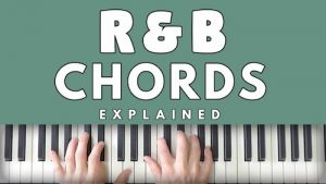 R&B Chord Progression EXPLAINED