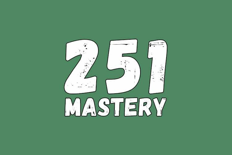 251 Mastery Course Thumbnail